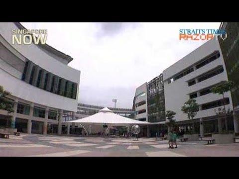 School has best building design in Singapore