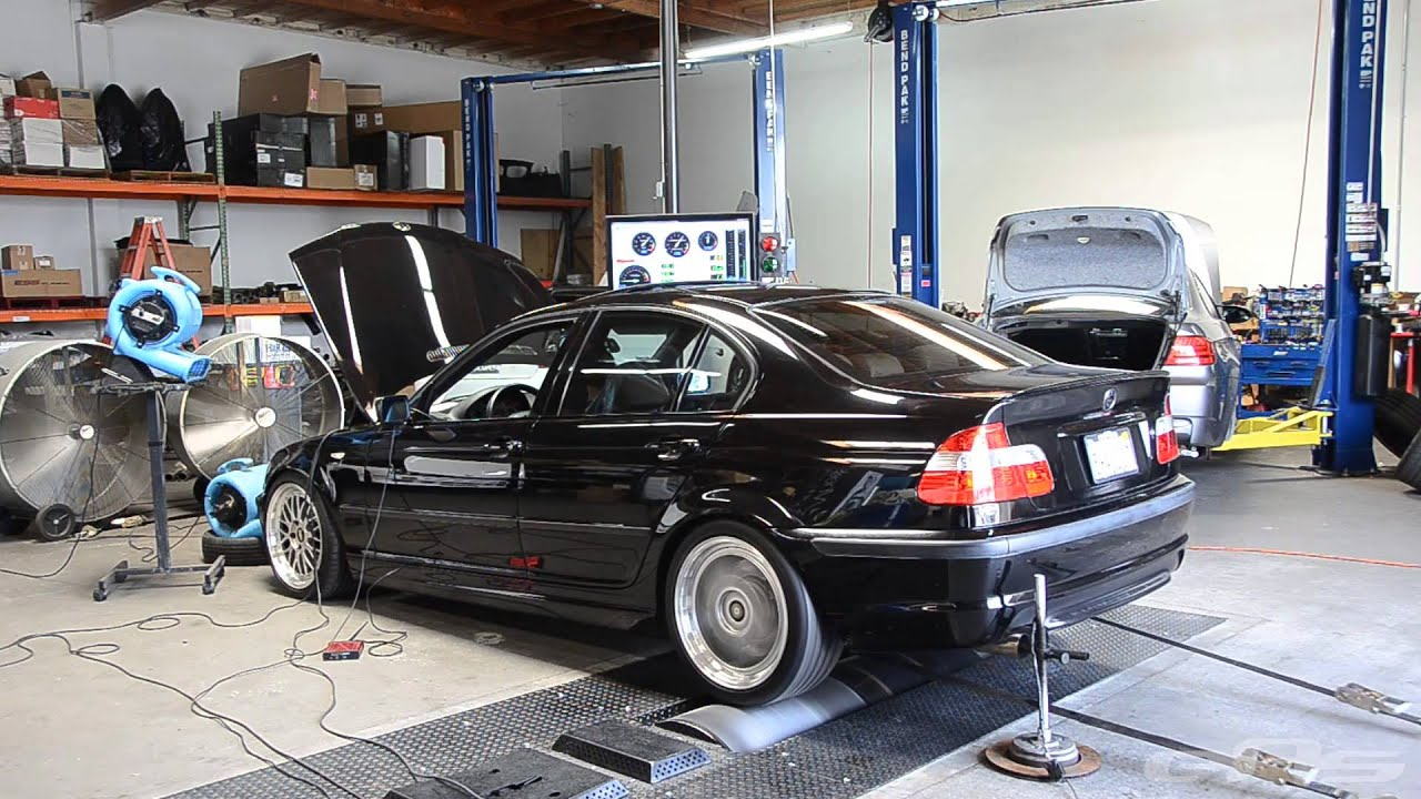 Ess Twin Screw Stage 1 Superchaged E46 330i Zhp Dyno Youtube