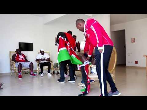 Kenya's 'Ugali' charm in Cairo ahead of EA derby