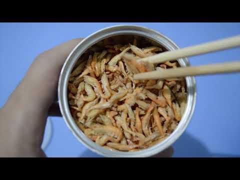 Bob The Flowerhorn | Eating Dried Shrimp