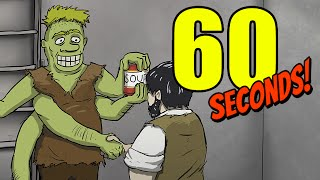 60 Seconds - Мутант и Инквизиция! #10