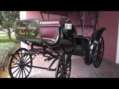 Disney's Saratoga Springs Resort & Spa Deluxe Studio