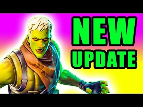 NEW Fortnitemares Update! Zombies Spawn! ⚠️ Fortnite Battle Royale Season 6 Live Gameplay