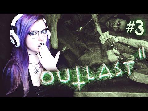 KILLER CACTI! - Outlast 2: Part 3