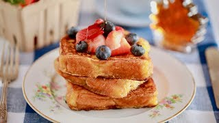 Gemma's Best French Toast Recipe