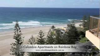 Coolangatta Accommodation - Rainbow Bay Accommodation - Columbia Apartments on Rainbow Bay
