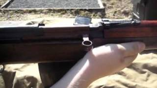 Tokarev SVT 40 & Mosin-Nagant M1891/30