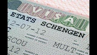 видео Как получить шенгенскую визу|получение визы через интернет