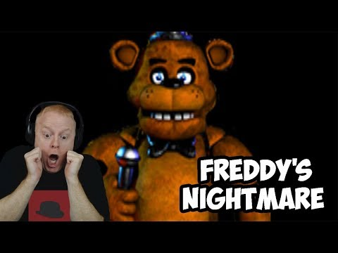 STEALING MY CUPCAKES AREN'T YOU? - FREDDY'S NIGHTMARE ( ARTHUR'S NIGHTMARE MOD ) - NIGHTS 1 & 2