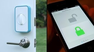 Lockitron - Keyless Entry Using Your Phone thumbnail