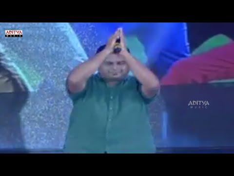 Thaman Live Performance - Rakasi Rakasi Song - Rabasa Audio Launch Live - Jr NTR - Rabhasa