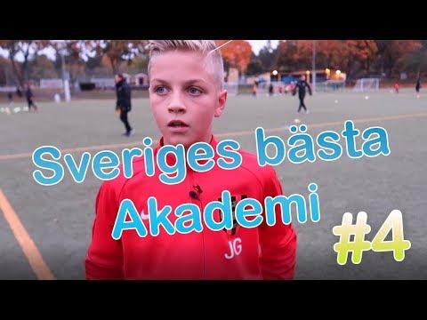 Besöker Sveriges bästa fotbollsakademi  (Brommapojkarna P06:1) #4 - Fotboll24