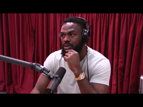 Jon Jones & Joe Rogan Discuss Meditation, Visualization, and the Power of the Mind