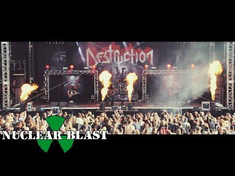 DESTRUCTION - Curse The Gods' - Live @Party.San (OFFICIAL LIVE VIDEO)
