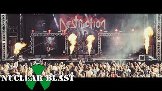 Destruction - Curse the Gods Video