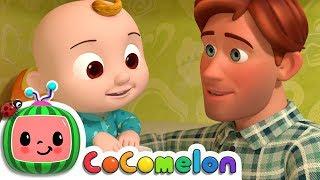 Johny Johny Yes Papa | Nursery Rhymes & Kids Songs - ABCkidTV thumbnail