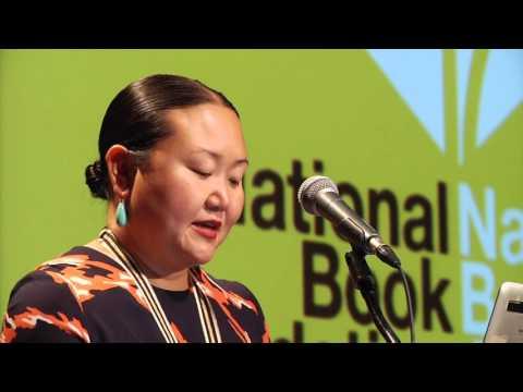 Hanya Yanagihara reads at the 2015 National Book Awards Finalists Reading HD