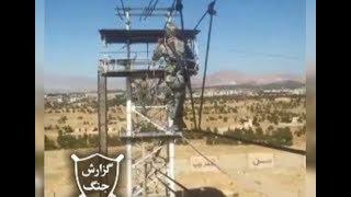 قاعدة عسكرية إيرانية بريف حماة والحرس الثوري ينقل تعزيزات من مطار دمشق إلى حلب