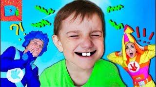 У Дим Димыча Выпали Зубы!!! Что Же Теперь Скажет Мама? Новая Серия Фиксиков 2018 На Didika Tv
