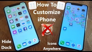 NEW How To Customize & Theme iPhone FREE iOS 12 - 12.2 / 11 NO Jailbreak NO Computer
