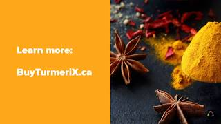 TurmeriX - Experience Benefits of the X Factor