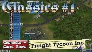 Classics Freight Tycoon Der LKW Logistik und Wirtschaftssimulator deutsch HD Let