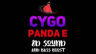 [8Д ЗВУК В НАУШНИКАХ] CYGO - Panda E (8D MUSIC) 8Д музыка 3d song surround sound Русская музыка 8D