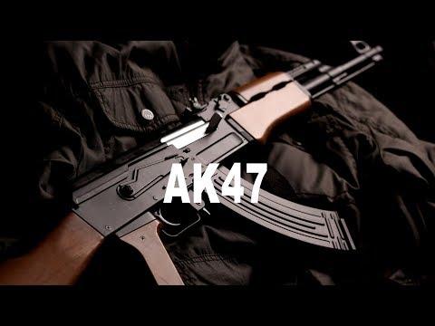"""AK47"" Hard Trap Beat Instrumental | Dark Trap Rap Type Beat | Newstreetmelody Beats"