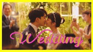 👰🏻🤵🏻아름답고 특별했던 저희의 결혼식❤️ 본식 풀영상을 공개합니다❗️ (4년만에 뭉친 엠블랙, 눈물바다, Wedding VLOG)