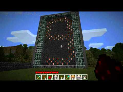 Minecraft - Display device