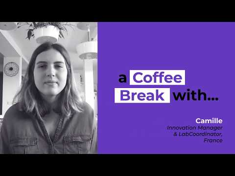 A coffee break with Camille