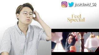 TWICE - FEEL SPECIAL MV [KOREAN REACTION]