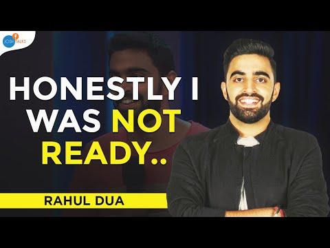 Rahul Dua | How STAND UP Comedy Changed My Life? | Josh Talks