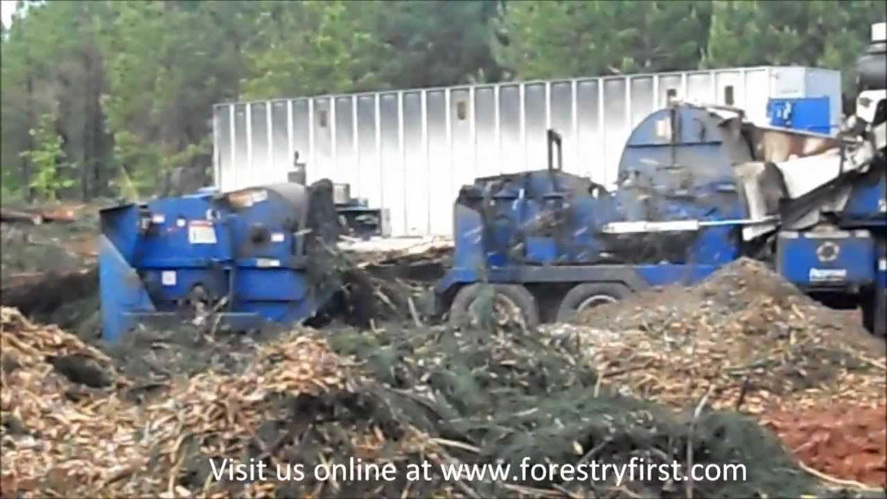 Peterson 4800E and 5900 For Sale at www forestryfirst com by Forestry First