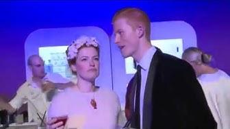 So sieht Enie van de Meiklokjes bei ihrer Hochzeit aus