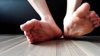 Just my size 41 male feet