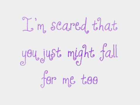 I don't want to Fall - Juris Fernandez (Lyrics)