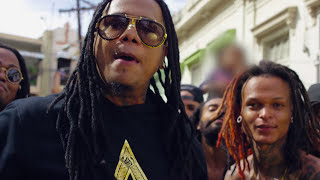 Shelow Shaq Feat Stem House -  DreadLock VIDEO OFICIAL BY Freddy Graph