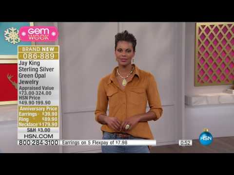 HSN | Mine Finds By Jay King Jewelry 10.23.2016 - 08 PM