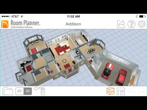 Top ipad apps for architects youtube for Home architecture and design app