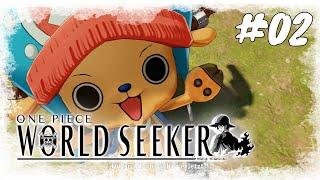 Lets Play One Piece World Seeker #02 / Chopper in Gefahr / Gameplay (PS4 Deutsch German)