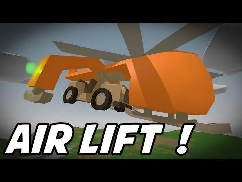 "UNTURNED - E29 ""Skycrane Transport & Nailgun!"" (Role-Playthrough 1080p)"