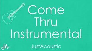 Come Thru - Summer Walker ft. Usher (Acoustic Instrumental)