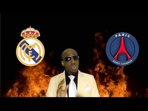 Real Madrid vs  PSG Champions League Pre Match Analysis Preview