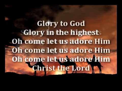 O Come All Ye Faithful  Casting Crownsavi