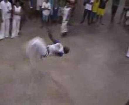 Capoeira Acrobatics Fortaleza