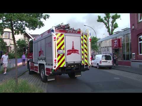 Großbrand in Bettenhausen: So lief der Abend ab
