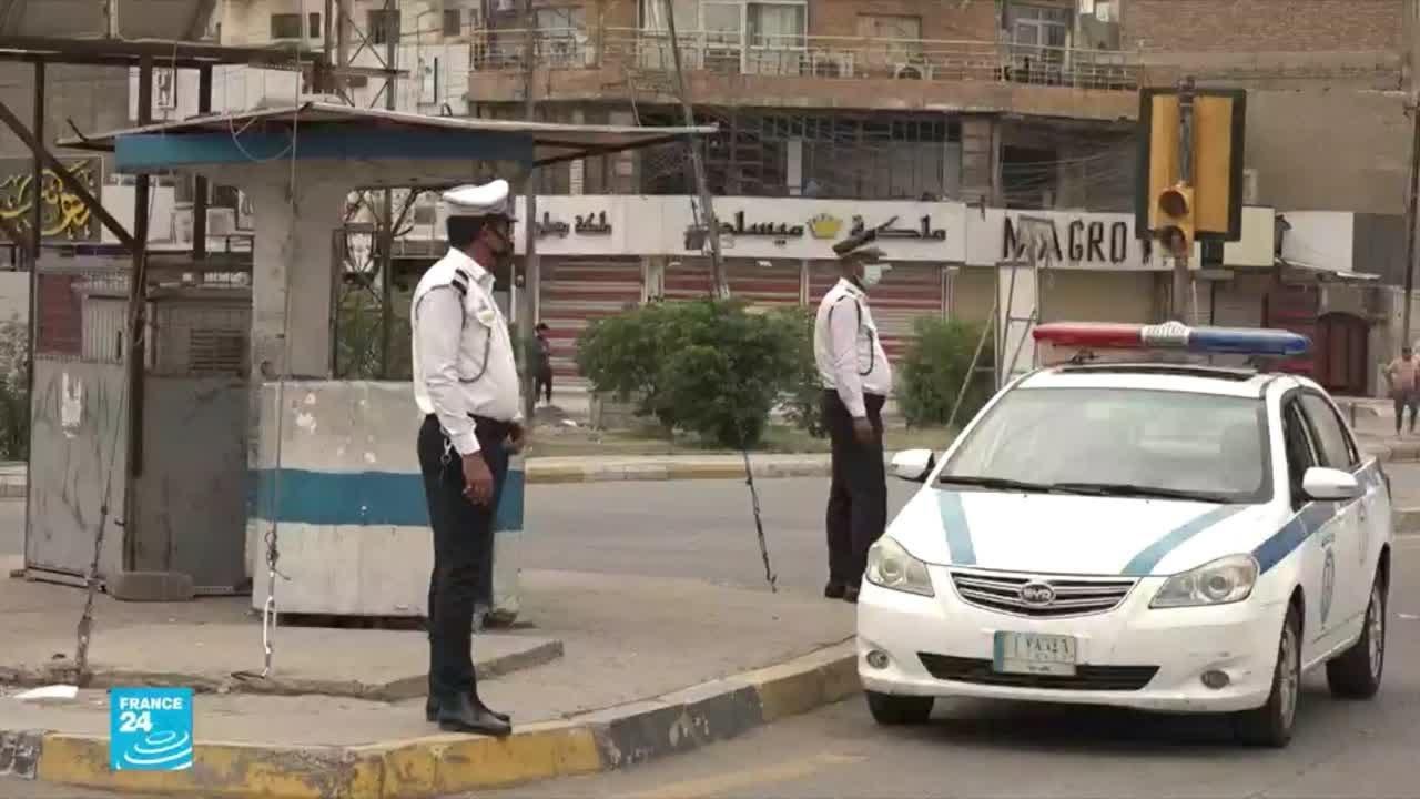 فيروس كورونا.. العراق يفرض حظر تجول شامل لمدة 10 أيام  - 17:59-2021 / 5 / 12