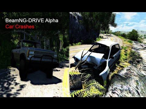full download beamng drive alpha porsche 911 gt2 v4 1 crash testing hd720p. Black Bedroom Furniture Sets. Home Design Ideas