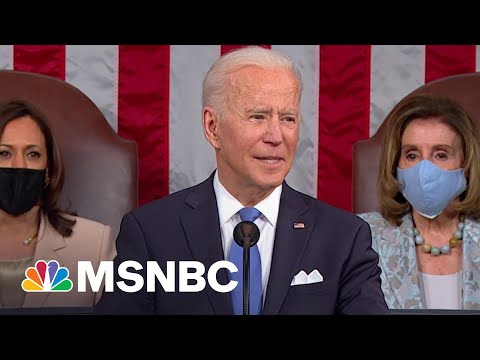 President Biden Says The Wealthy Should Pay There Fair Share In Taxes | MSNBC